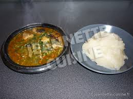 comment cuisiner le gombo placali a la sauce kopé recette ivoirienne recettes africaines