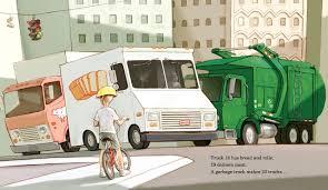 100 20 Trucks Amazoncom Twenty Big In The Middle Of The Street