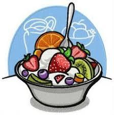 Fruit salad embroidery design