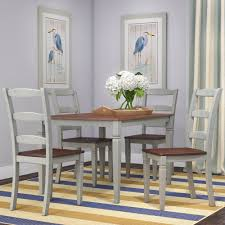 Blue Gray Dining Room Paint Leather Chairs Sandy Hook Color Sherwin Williams Colors Light Rug
