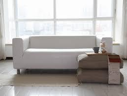 custom ikea klippan sofa cover 2 seater in modena white