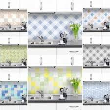 details zu 5m mosaik klebefolie fliesenaufkleber dekorative fliesenfolie möbel schrank bad