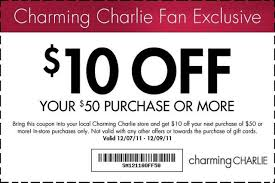 Charming Charlie Coupon: $10 Off $50 Ends Dec. 9 - Al.com Charming Charlie Printable Coupons 96 Images In Collection Bogo Jewelry Sale Prices Start At 299 Its Finally Football Season We Want Charm Club Mingcharliecom Nicks Sticks Discount Code Buildabear Dtown Disney Paisley Grace Coupon Competitors Revenue And Employees Owler By Mz Sony Vaio Coupons E Series Do You Shop With Groupon Apple Moms The Hudson Up To 50 Off Store Closing New Disney Is Just