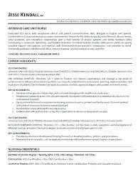 Sample Resume Newly Registered Nurse Without Experience Philippines Emergency Room
