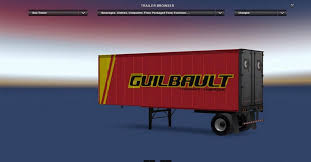 Guilbault Trucking Company ATS - ATS Mod / American Truck Simulator Mod Trucking Business Facing Lower Rates Fewer Drivers And Tougher Wilsons Truck Lines Food Distribution Ontario Outsource Peterbilt 579 With Midroof Sleeper During A Flickr Central Oregon Company Home Facebook Barnes Transportation Services Wilson Nc Rays Photos Truck Trailer Transport Express Freight Logistic Diesel Mack News Food Dicated Truck Specialists Volvo Trucks Presents 5000th Assembled In United States