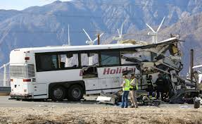 Tour Bus, Semi-truck Crash Kills 13 In Southern California | The Star Kansas Missouri Semi Truck Crash Attorney Accidents Happen Semitruckaccidentorg Risky Commercial Maneuvers Cause Dolman Law Group Truck Crash Compilation 2 Semi Trucks Driving Fails Youtube Video Appears To Show Live Cow Scooped Up In Dump Truck After Semi Train Crashes Into Fedex Cnn Warrant Issued For Driver Of Truckbuilding Crash South Platte Video Semitruck Loses Control Gas Station Cajon Driver Critically Injured Wreck Volving Two Semitrucks West Pigs Involved Accident News Sports Jobs The Times Leader Drowsy Driving Leads Fatal At Nevada Causes Wide Turn Wrecks On Texas Roads Hart Firm