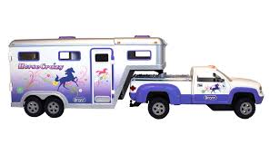 Breyer Stablemates Horse Crazy Truck And Trailer Vehicle | EBay Bruder 02749 Man Tga Cattle Transportation Truck With 1 Cow New Breyer Horse And Trailer Breyer 5356 Stablemates Gooseneck In Box Traditional Two Millbry Hill Amazoncom Animal Rescue And The Best Of 2018 Pickup Fort Brands 5352 Wyldewood Tack Shop Used Red Dually Truck Trailer Sn14 North Wraxall For 19 Scale Twohorse Horze Series Dually