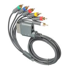 Component Video With Toslink Optical Audio Cable