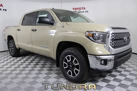 100 Toyota Tundra Trucks New 2019 SR5 CrewMax 55 Bed 57L In Santa Fe