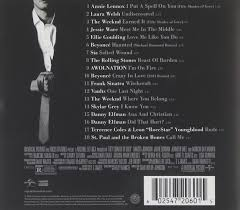 Danny Elfman This Is Halloween Remix by Various Artists Fifty Shades Of Grey Original Motion Picture