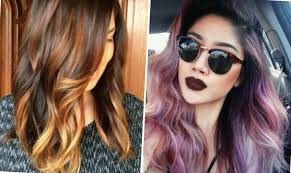 Study Up The Cool Girl Hair Color Trends Of Summer 2017