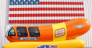 Who Drives The Oscar Mayer Wienermobile?