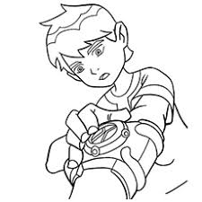 Amazing Ben Coloring Pages Image Gallery 10