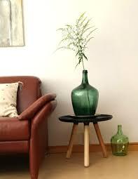 grüne flaschen einrichten und wohnen wohnzimmer deko