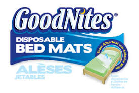 Goodnites Disposable Bed Mats by Winners Of 2013 U0027s Product Of The Year Contest