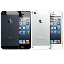 $154 99 Apple iPhone 5 16GB 4G LTE FACTORY UNLOCKED Clean ESN