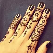 Best 25 Henna Designs Easy Ideas On Pinterest