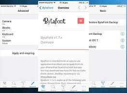How To Change Fonts iPhone Freemium World
