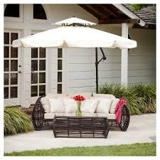 Albertsons Grocery Patio Furniture by Patio Umbrellas Target