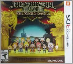 Final Fantasy Theatrhythm Curtain Call Best Characters by Theatrhythm Final Fantasy Curtain Call Nintendo 3ds