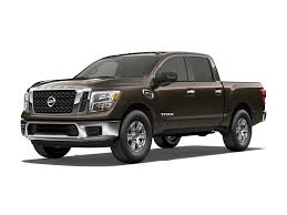 2017 Used Nissan Titan 4x2 Crew Cab SV At New Wave Auto Sales ...