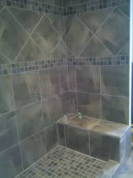 tiles for shower rectangular white porcelain alcove bathtub bronze
