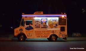 Ice Cream Truck - Goat Roti Chronicles