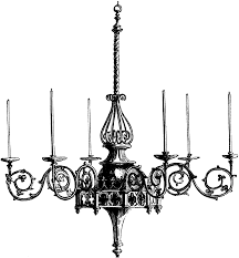 Chandelier Clip Art Marvelous On Designing Home Inspiration With