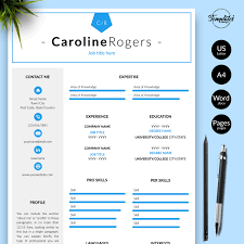 Resume Template Modern / Printable CV Template Mac Or Pc / Professional And  Creative Resume For Word & Pages / 1, 2, And 3 Page CV Design How To Adjust The Left Margin In Pages Business Resume Mplates Mac Hudsonhsme Template For Word And Mac Cover Letter Professional Cv Design Instant Download 037 Templates Ideas Free Fortthomas 2160 Resume Os X Salumguilherme New Apple Best Of 10 Free For And