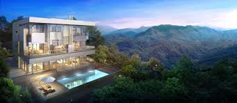 100 Richard Meier Homes Property Report On Designing The Hottest New