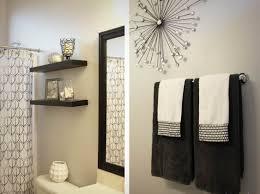 Towel Decorations For Bathrooms O Bathroom Decor