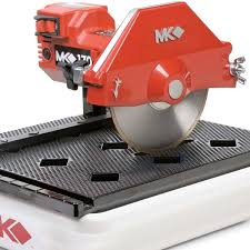 mk 170 7 bench wet tile saw contractors direct