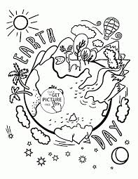 The 25 Best Earth Day Coloring Pages Ideas On Pinterest