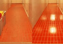 Burnishing Floors After Waxing by Polyurethane Floor Finish Delivers Beautiful Floors That Last