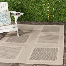 Reversible Patio Mat 8 X 16 by B B Begonia Arctic Black White 8 Ft X 20 Ft Designer Outdoor Rv
