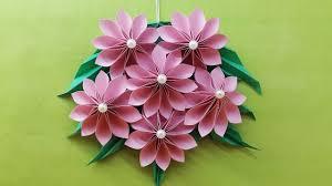 Origami Easy Paper Flower