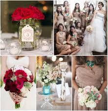 Red White Blue Wedding Theme
