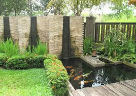 Backyard Fountain Ideas Rinkside Org Within Inspirations 17