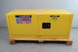 Flammable Liquid Storage Cabinet Location by Justrite Flammable Cabinet