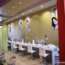 Nail Spa Interior Design Choice Image