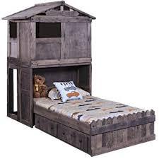 Trendwood Bunk Beds by Trendwood Fort Bunkhouse Bed Sets Loft Bed Gallery Furniture