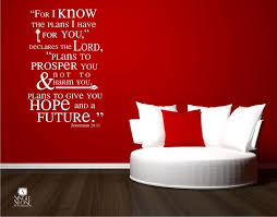 Bible Scripture Wall Decals