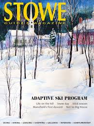 Stowe Magazine Winter / Spring 2013-14 By Stowe Guide & Magazine ... Stowe Rental Homes Vermont Vacation Condo Rentals Ski Guide Nordic Williams College Team March 2011 Oh Laura Nicole Diamond Smugglers Notch Center Outdoor Project Barn Rebrands As Mountainops Business News Swetodaycom
