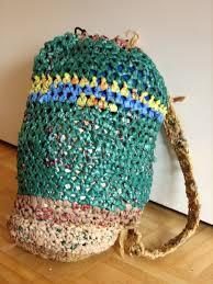 15 Stunning Plastic Bag Crochet Projects