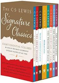 The C S Lewis Signature Classics 8 Volume Box
