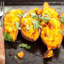 comment se cuisine la patate douce patates douces farcies cuisine az