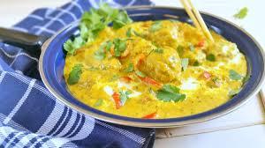 boulettes de boeuf au curry jaune thaï le coin cuisine