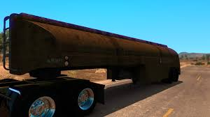 Ownable 50s Fruehauf Tanker Trailer – Duel V1.0 ATS - American Truck ...