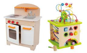 Hape Kitchen Set Australia by Hape Play Kitchen Amazon Com Hape Gourmet Kitchen Kid S Wooden