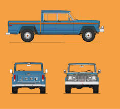 The Four Door J-Truck Index - Page 2 - Full Size Jeep Network